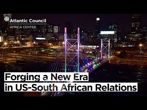 Forging a New Era in US-South African Relations