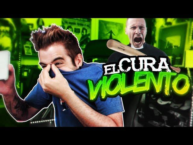 EL CURA VIOLENTO (Broma telefónica)