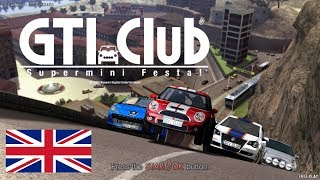 GTI Club Supermini Festa (Teknoparrot) England (upscaled 4K/60fps)