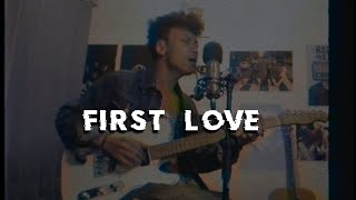 Download FIRST LOVE - NIKKA COSTA ( COVER BY HABIBIE )