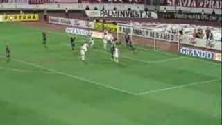 Slavia Prague - Ajax Amsterdam 2:1