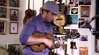 "Kris Fuchigami ""Break Wall""  Original Ukulele Instrumental"
