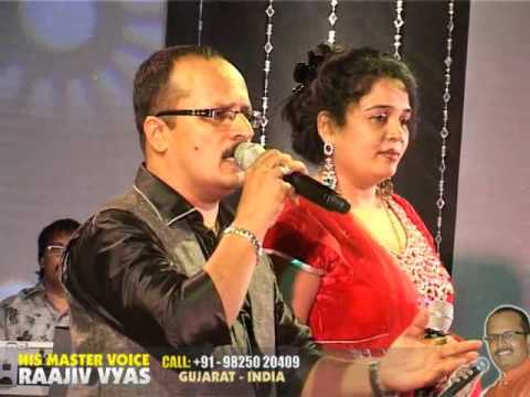 Phool tumhe bheja hai khat me - LIVE ORCHESTRA AHMEDABAD ...