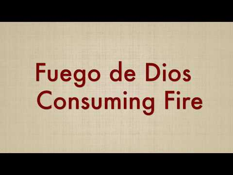 Fuego de Dios / Consuming Fire - Bilingual Karaoke Version