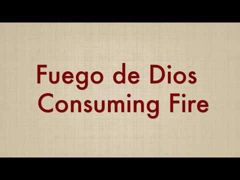 Fuego de Dios / Consuming Fire - Bilingual Karaoke Version
