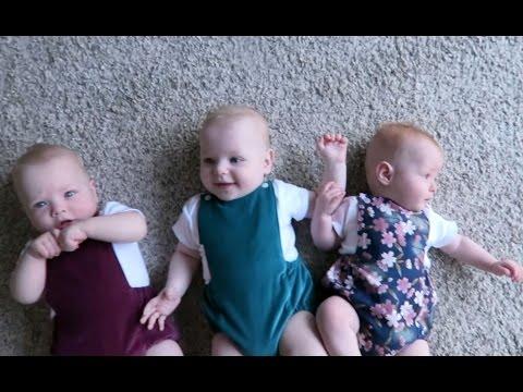 FIRST VIDEO! Meet Our Six Kids Under Four!!!