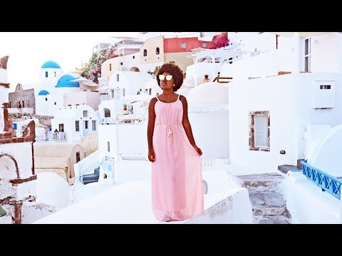 Travel Vlog: A day in Oia, SANTORINI (REIS VLOG) SAN MARINO SUITES