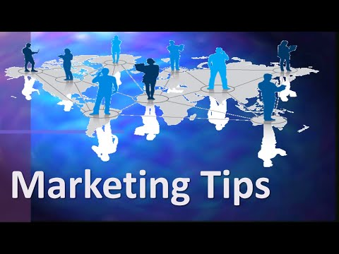 Marketing Tips to help any business