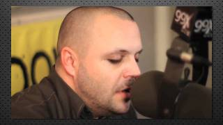 """""""Hate Me"""" (acoustic) by Justin Furstenfeld from Blue October (October 2011)"""