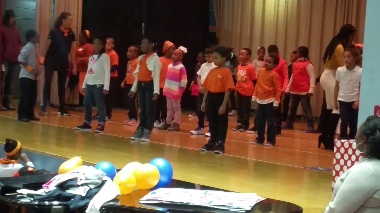 winter show 2016 at success academy springfield gardens 2nd grade ft mikey b youtube