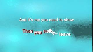 How Deep Is Your Love - Bee Gees [karaoke]