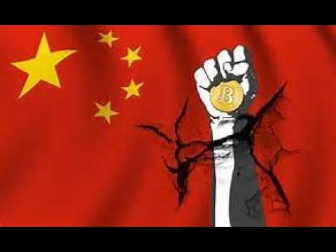 China Bans Bitcoin Mining??
