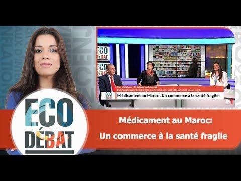 Eco Débat: Médicament au Maroc: Un  commerce à la santé fragile
