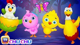 Grow Grow Grow (SINGLE)   Original Educational Learning Songs & Nursery Rhymes for Kids   ChuChu TV thumbnail