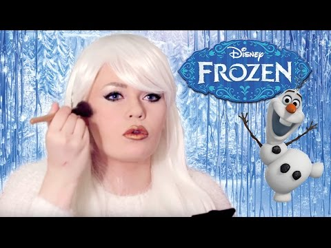 Frozen Coloring Pages Olaf And Sven : Olaf makeup frozen tutorial olaf and sven video fanpop
