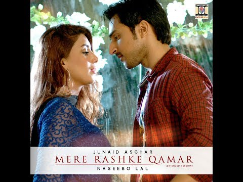 "Junaid Asghar about ""Mere rashke qamar"" and Extended new version with Naseebo Lal"