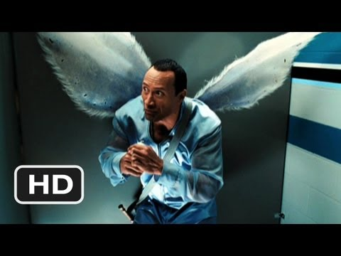 Tooth Fairy #5 Movie CLIP - The Writing's on the Stall (2010) HD