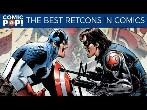Best Retcons in Comics   The Elseworlds Exchange Podcast