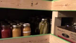 Cold Storage Room Renovation
