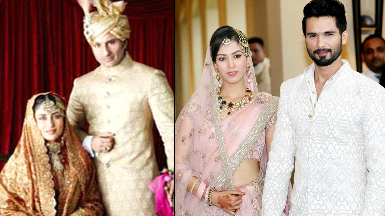 Bollywood Star Kareena Kapoor Khan Wedding Dress Ideas Looks | Dream ...