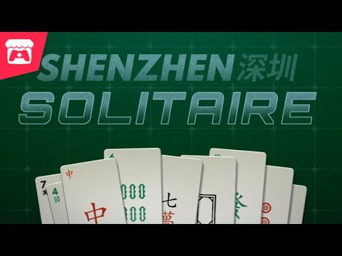 SHENZEN SOLITAIRE - A solitaire variant inspired by Mahjong and FreeCell!  