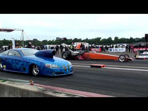 ᴴᴰ Drag Racing - Vichy Speed Final 2016 - Team Colombia Racing