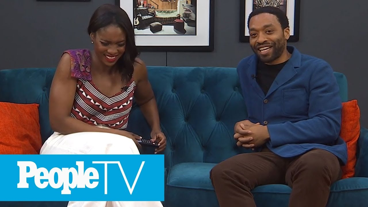 Chiwetel Ejiofor On His Role In The Film 'Kinky Boots' | PeopleTV