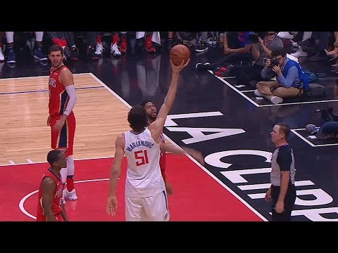 Anthony Davis Gets 'Bullied' By 7-foot-3 Boban Marjanovic (VIDEO)