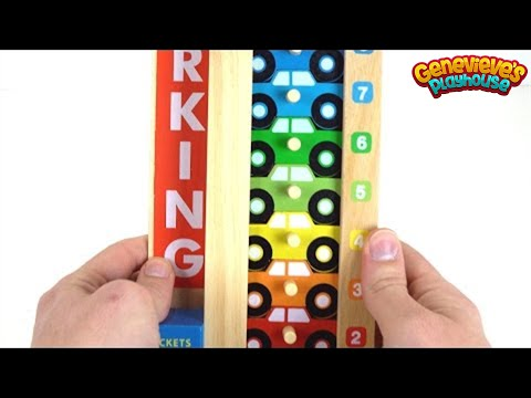 Thumbnail: Learn Colors, Teach Counting - Best Toy Cars Learning Videos for Kids - Preschool Educational Toys
