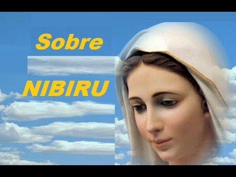 ¡Alerta Importante! María, la madre de Jesús, está hablando sobre EL NIBIRU PLANETA-X
