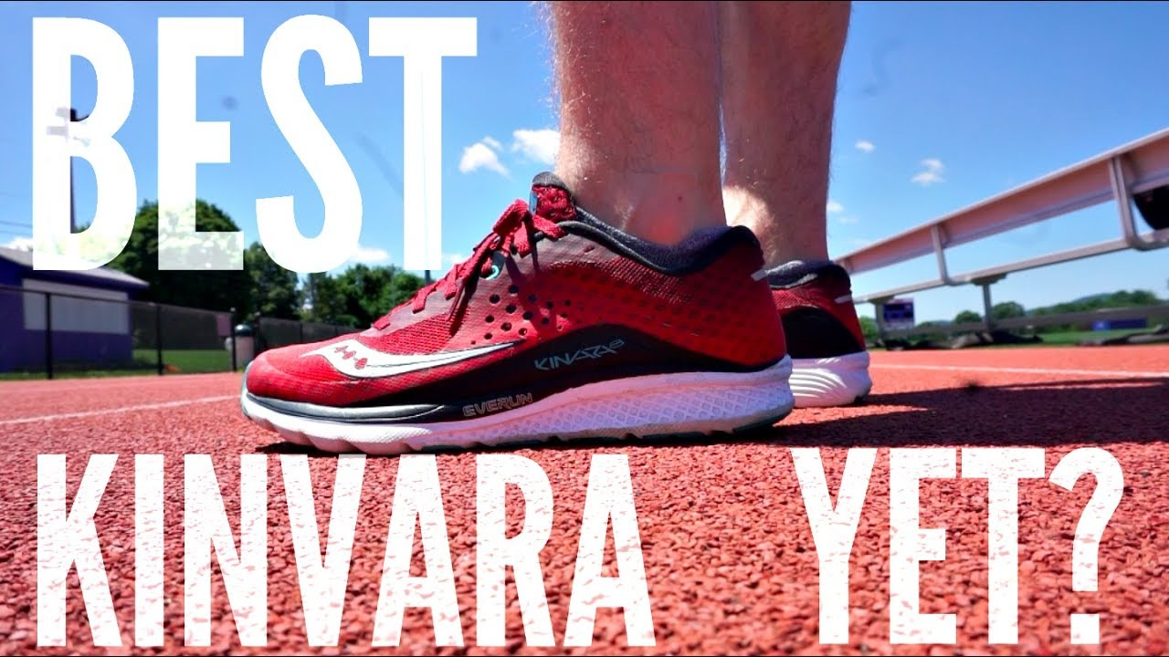 saucony kinvara 8 running shoes review us