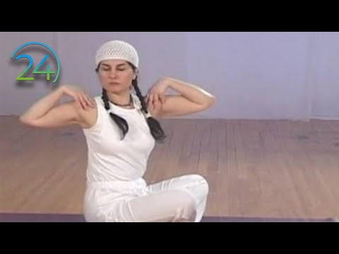 Kundalini Yoga for Disease Resistance - Full 30 minute lesson