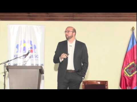 Mining Technology Cluster Development Model - Don Duval - Quito Congreso - September 24 2015