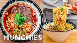 How To Make Taiwanese Beef Noodle Soup