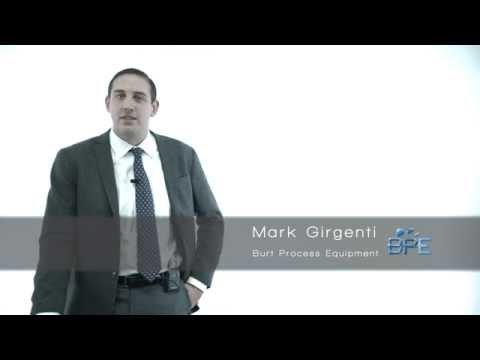 Burt Process Equipment's Mark Girgenti On Our RainEx Rainwater Reclamation