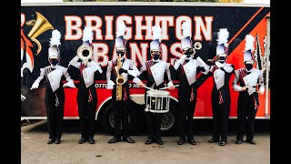 Brighton Marching Band Friends & Family Night