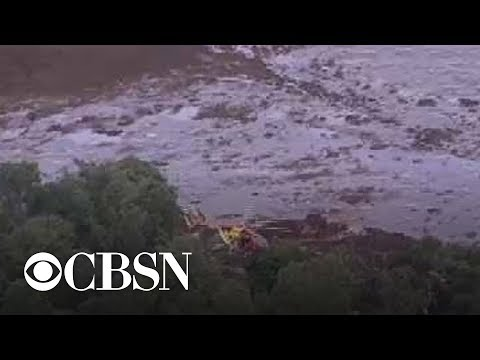 Hundreds missing after deadly dam collapse in Brazil Mp3