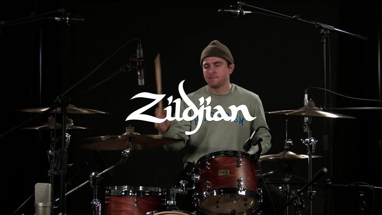 Zildjian K Sweet Series With Mat Nicholls Avalanche Gear4music