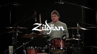Zildjian K Sweet series with Mat Nicholls, Avalanche   Gear4music performance
