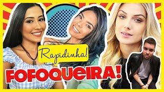 Fofoqueira! Thaynara OG cita a WebTVBrasileira + Marido de Marcella Portugal foi solto após acordo