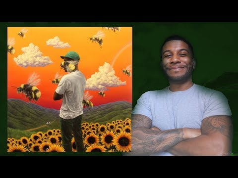 Tyler, The Creator - Flower Boy (Reaction/Review) #Meamda