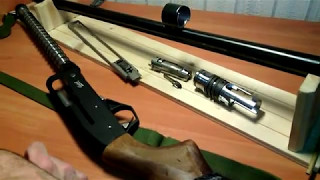 МР-155, МР-156 чего категорически не надо делать с ружьем!!! What not to do with guns!!!