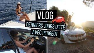 VLOG ! Au revoir l'été  😢Nouvelle Peugeot 508 | tribulationsdanais