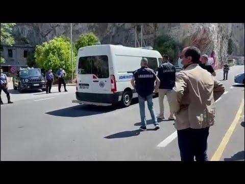 Saman Abbas, il cugino preso in consegna dalla polizia italiana a Ventimiglia