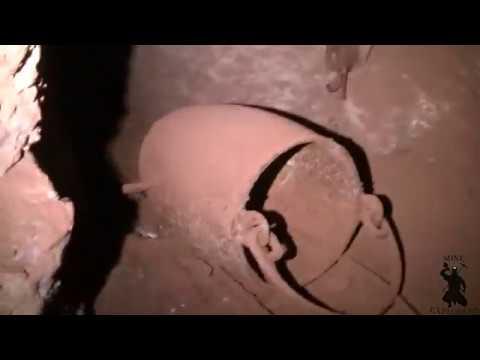 Exploring Abandoned Silver Mine 500'  Level