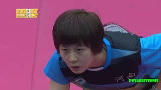 Wang Chang Vs Zhang Bin Yue | Chinese National Game 2020