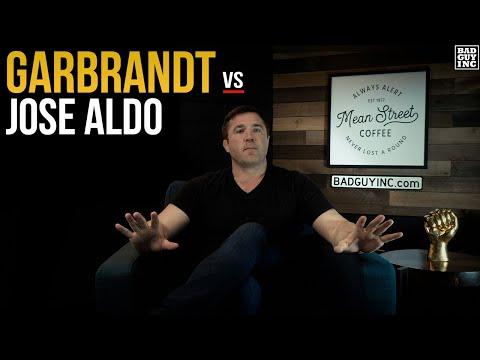 Cody Garbrandt called out Jose Aldo…