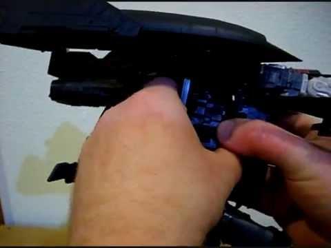 RotF Leader-class Autobot Jetfire (transformation) - CollectionDX