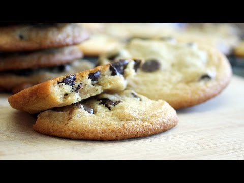 The BEST Vegan Chocolate Chip Cookie Recipe | Mary's Test Kitchen