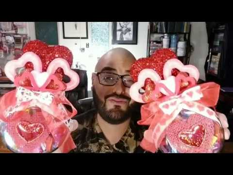 DIY Valentine's day gift  - Candy Jars  - Paper to Masterpiece  - Gifts